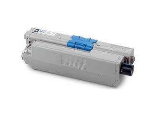 OKI 46490404 Black Toner Cartridge [46490404] Εικόνα 1