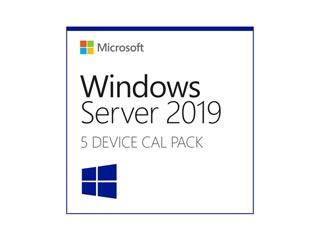 Microsoft Windows Server 2019 English DSP 5 Device Cals [R18-05829] Εικόνα 1