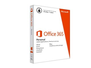 Microsoft Office 365 Personal English P4 (1 Year) [QQ2-00790] Εικόνα 1