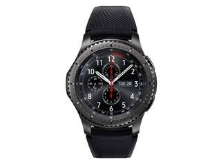 Samsung Gear S3 Frontier - Black [SM-R760BK] Εικόνα 1