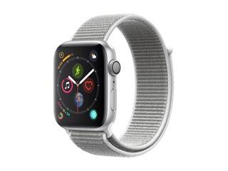 Apple Watch Series 4 GPS 40mm Silver Aluminium Case with Seashell Sport Loop [MU652GK] Εικόνα 1