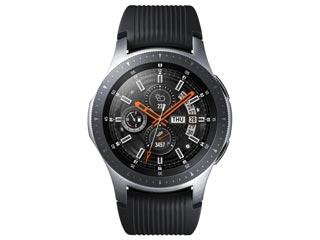 Samsung Galaxy Watch 46mm with Bluetooth - Silver [SM-R800NZSAEUR] Εικόνα 1