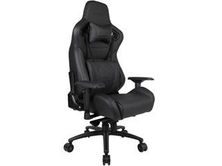Anda Seat Gaming Chair AD12XL - Real Leather Black [AD12XL-05-B-L] Εικόνα 1