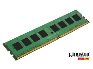 Kingston 4GB DDR4 2400Mhz Non-ECC CL17 VLP [KVR24N17S6L/4] Εικόνα 1