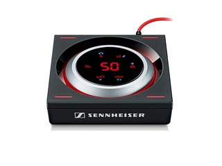 Sennheiser GSX-1200 Pro Audio Headset Amplifier Εικόνα 1