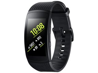 Samsung Gear Fit 2 Pro - Long Strap Black [SM-R365] Εικόνα 1