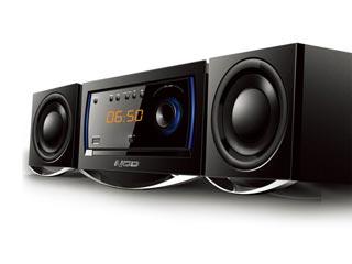 NOD MHS-001 Mini Hi-Fi Bluetooth Audio System Εικόνα 1