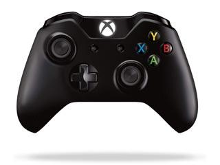 Microsoft XBOX One Wireless Controller - Black [6CL-00002] Εικόνα 1