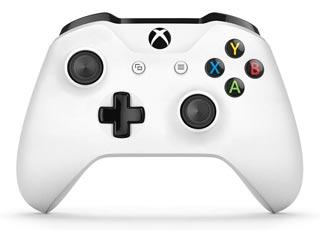 Microsoft XBOX One Wireless Controller - White [TF5-00004] Εικόνα 1