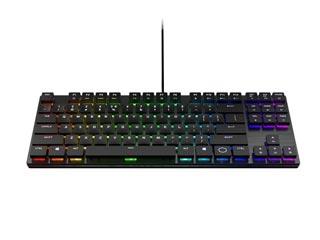 Cooler Master SK630 Low Profile RGB Mechanical Gaming Keyboard - Cherry MX Red [SK-630-GKLR1-US] Εικόνα 1