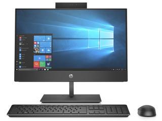 HP ProOne 600 G4 AIO - i3-8100 - 4GB - 500GB - Win 10 Pro [4KX32EA] Εικόνα 1