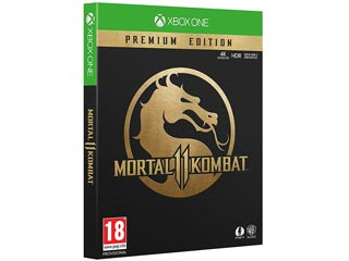 Mortal Kombat 11 Premium Edition (XBOX One) Εικόνα 1