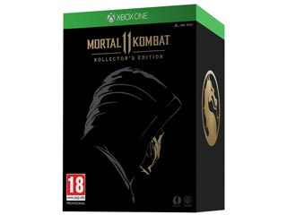 Pre Order! Mortal Kombat 11 Kollector's Edition (XBOX One) Εικόνα 1