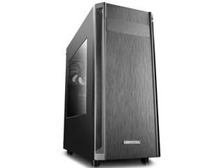 Deepcool D-Shield V2 Mid-Tower Case - Black Εικόνα 1