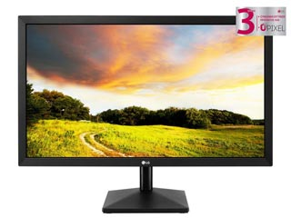 LG Electronics 24MK400H-B 23.5¨ Full HD Wide LED TN 75Hz - 2ms with AMD Freesync Εικόνα 1