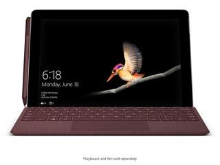 Microsoft Surface Go - Intel Pentium Gold 4415Y - 8GB - 128GB SSD - 4G LTE - Win 10 S [KAZ-00004] Εικόνα 1