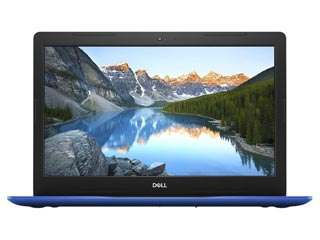 Dell Inspiron 15 (3580) - i5-8265U - 8GB - 256GB SSD - AMD Radeon 520 2GB - Win 10 - Ultra Blue [3580-4200E] Εικόνα 1