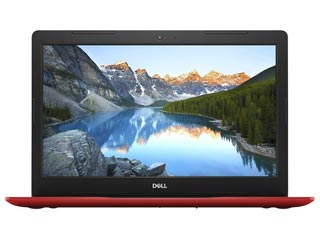 Dell Inspiron 15 (3580) - i5-8265U - 8GB - 256GB SSD - AMD Radeon 520 2GB - Win 10 - Beijing Red [3580-4217E] Εικόνα 1