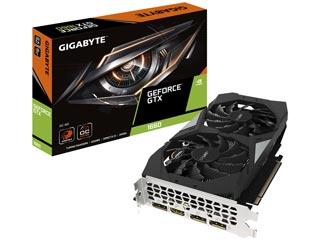 Gigabyte GeForce GTX 1660 OC 6G [GV-N1660OC-6GD] Εικόνα 1