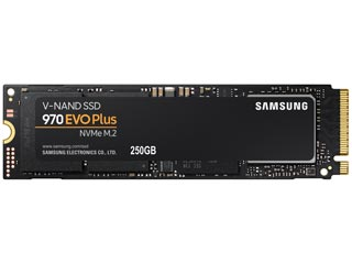 Samsung 250GB NVMe SSD 970 Evo Plus Series M.2 PCI-Express [MZ-V7S250BW] Εικόνα 1
