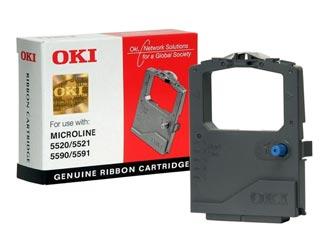 Toner OKI-5520/5521/5590/5591 Black [01126301] Εικόνα 1