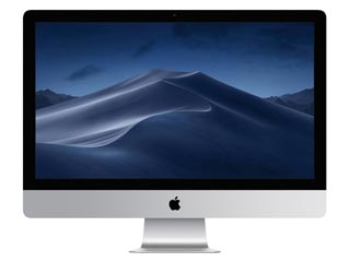 Apple iMac AIO 27¨ 5K - i5-8500B - 8GB - Radeon Pro 570X 4GB - 1TB Fusion - macOS Mojave [MRQY2] Εικόνα 1
