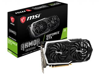 MSI GeForce GTX 1660 Armor 6G OC Εικόνα 1