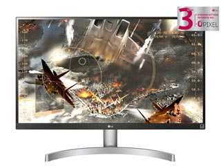 LG Electronics 27UL600-W Ultra HD 4K HDR Wide LED IPS - AMD FreeSync Εικόνα 1