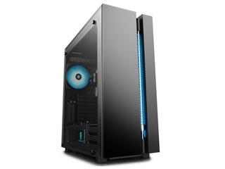 Deepcool New ARK 90MC RGB Windowed Mid-Tower Case Tempered Glass [DP-ATXLCS-NARK90MC] Εικόνα 1