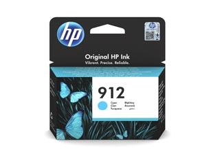 HP 912 Cyan Original Ink Cartridge [3YL77AE] Εικόνα 1