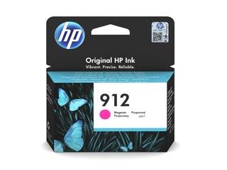HP 912 Magenta Original Ink Cartridge [3YL78AE] Εικόνα 1