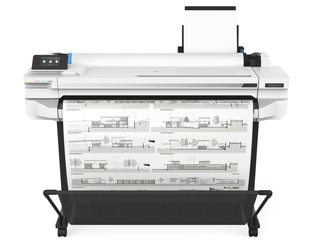 HP Plotter DesignJet T530 36-in [5ZY62A] Εικόνα 1