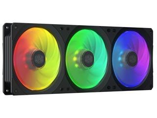 Cooler Master MasterFan SF360R Addressable RGB Fan [MFX-B2D3-18NPA-R1] Εικόνα 1