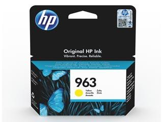 HP 963 Yellow Original Ink Cartridge [3JA25AE] Εικόνα 1