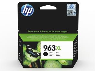 HP 963XL Black Original Ink Cartridge [3JA30AE] Εικόνα 1