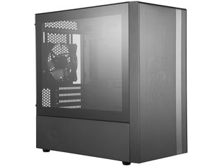 Cooler Master MasterBox NR400 Windowed Mini-Tower Case Tempered Glass [MCB-NR400-KGNN-S00] Εικόνα 1