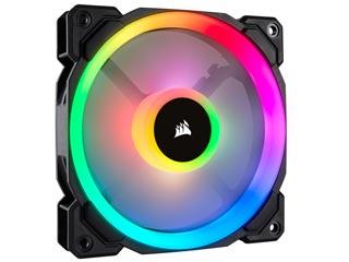 Corsair LL140 RGB 140mm Dual Light Loop RGB PWM Fan [CO-9050073-WW] Εικόνα 1