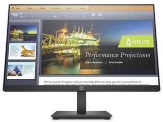 HP P224 21.5¨ Full HD Wide LED VA [5QG34AA] Εικόνα 1