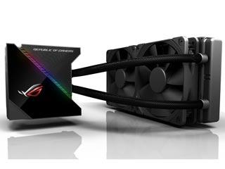 Asus ROG Ryujin 240 RGB Liquid CPU Cooler [90RC0030-M0UAY0] Εικόνα 1