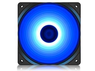 Deepcool RF120B Blue LED Fan [DP-FLED-RF120-BL] Εικόνα 1