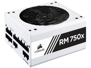 Corsair RMX Series RM750X (2018) 750W Gold Rated Power Supply - White Edition [CP-9020187-EU] Εικόνα 1