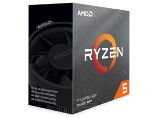 AMD Ryzen 5 3600 with Wraith Stealth Cooler [100-100000031BOX] Εικόνα 1