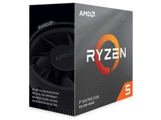 AMD Ryzen 5 3600X with Wraith Spire Cooler [100-100000022BOX] Εικόνα 1
