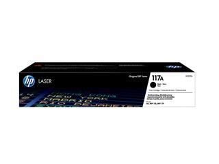 HP 117A Black Laser Toner Cartridge [W2070A] Εικόνα 1