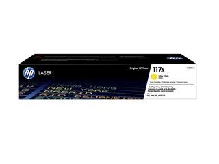 HP 117A Yellow Laser Toner Cartridge [W2072A] Εικόνα 1