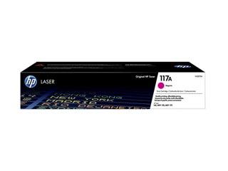 HP 117A Magenta Laser Toner Cartridge [W2073A] Εικόνα 1