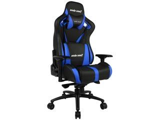 Anda Seat Gaming Chair AD12XL V2 - Black / Blue [AD12XL-03-BS-PV-S04] Εικόνα 1
