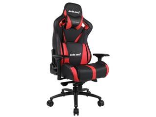 Anda Seat Gaming Chair AD12XL V2 - Black / Red [AD12XL-03-BR-PV-R04] Εικόνα 1