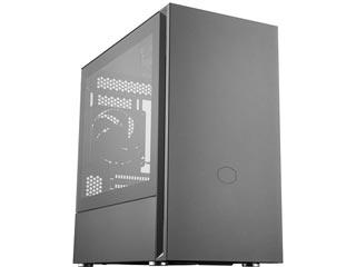 Cooler Master Silencio S400 Mini-Tower Case Tempered Glass [MCS-S400-KG5N-S00] Εικόνα 1