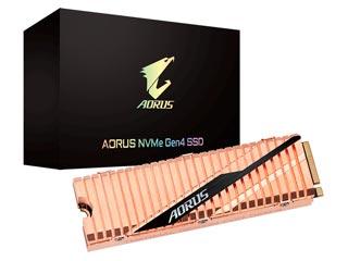 Gigabyte AORUS NVMe SSD Gen4 1TB [GP-ASM2NE6100TTTD] Εικόνα 1
